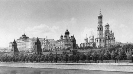 Классическая традиция в архитектуре Москвы. От Ренессанса до неоклассики