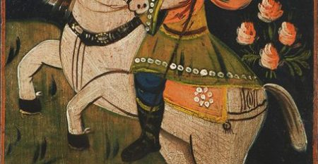 Икона-Георгия-Победоносца
