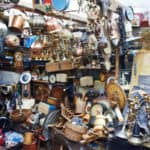 Рынок антиквариата Японии